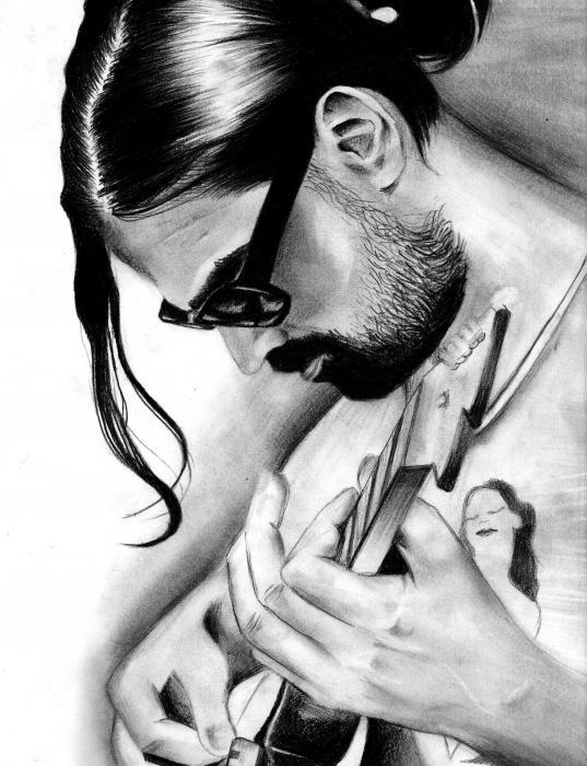 Tomo Milicevic by ana20cris